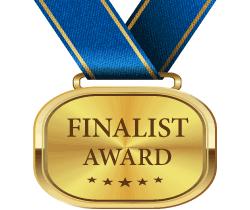 finalist award